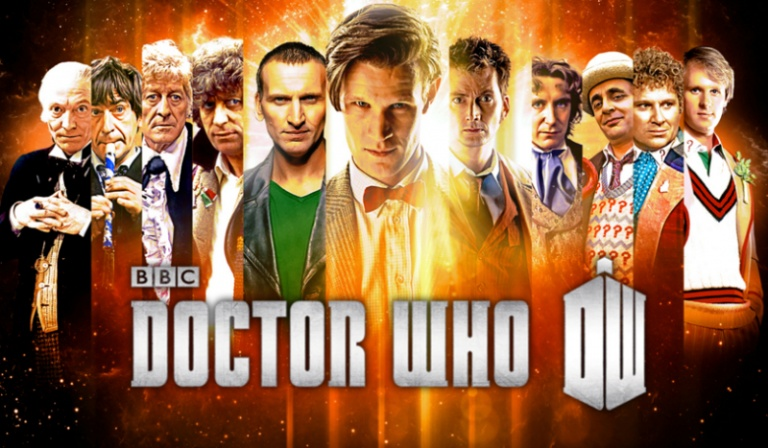 Jak dobrze znasz serial Doctor Who?