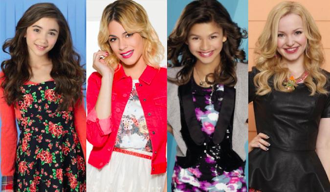 Którą dziewczyną z Disney Channel jesteś?