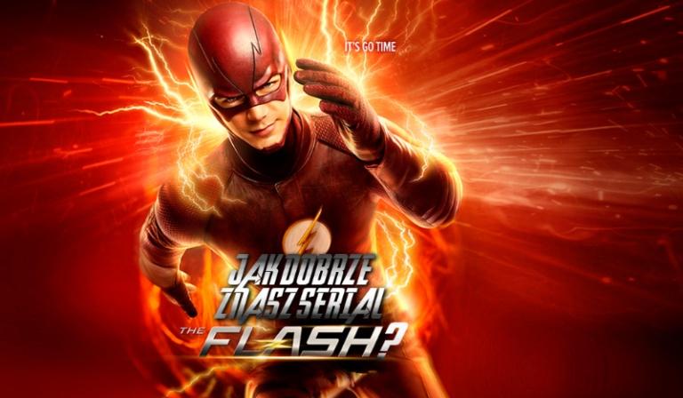"""Jak dobrze znasz serial """"The Flash""""?"""