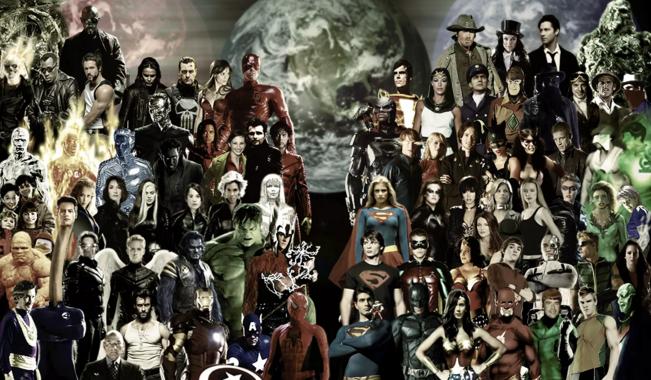 Który z tych aktorów najlepiej wcielił się w swoją rolę w filmach o superbohaterach?