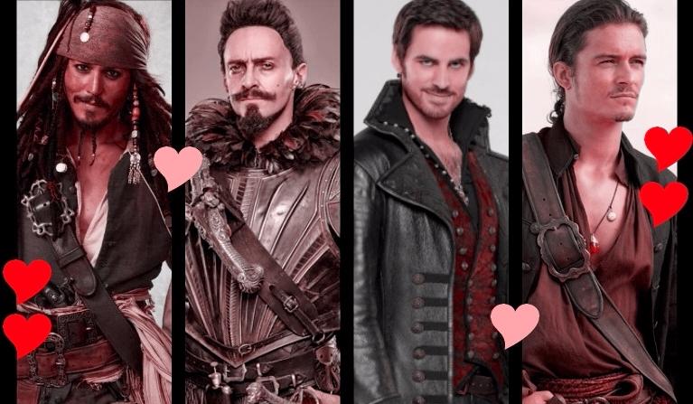 Który pirat najbardziej do Ciebie pasuje?