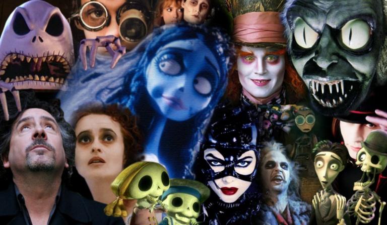 Który film Tima Burtona powinieneś obejrzeć?
