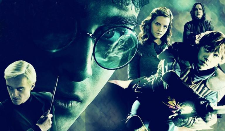 Czy wiesz, co kto powiedział w Harrym Potterze?