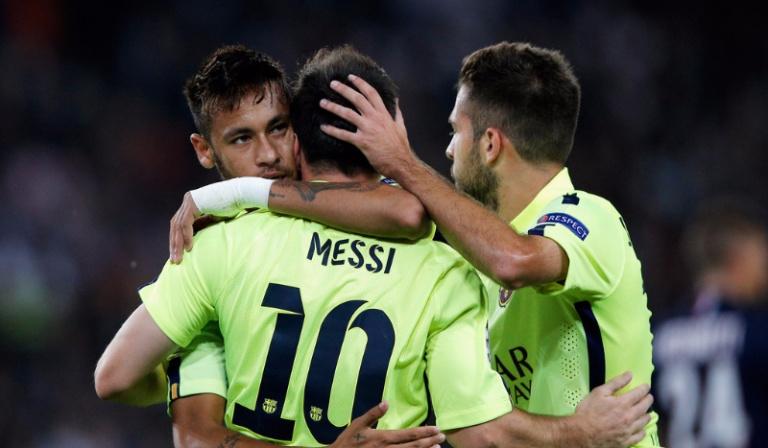 Jesteś jak Messi, Neymar, Alba, a może Pique?