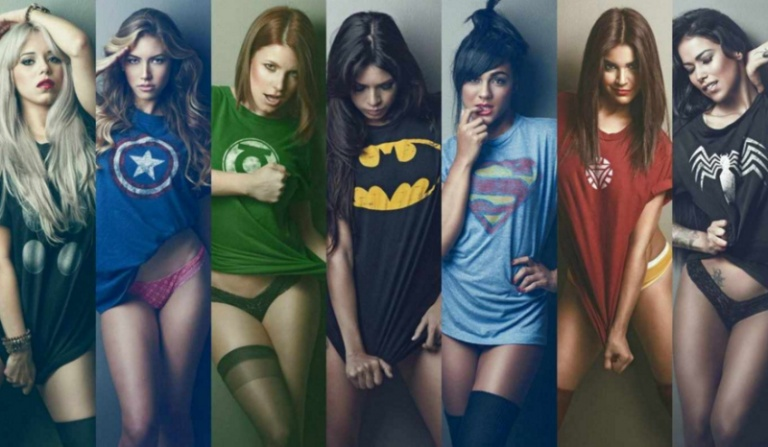 Którą superbohaterką jesteś?