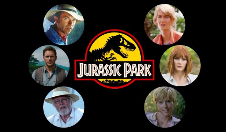 """Czy uda Ci się rozpoznać 30 postaci z filmów """"Jurassic Park""""?"""