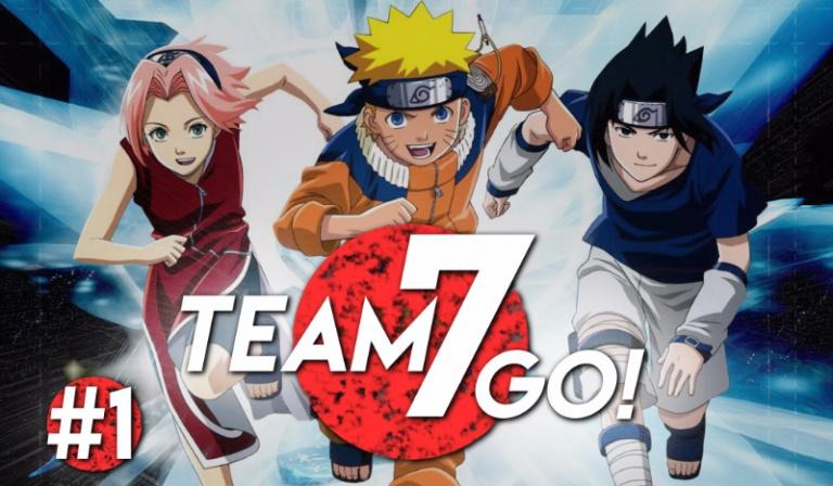 Team 7 go! Twoja przygoda! #1