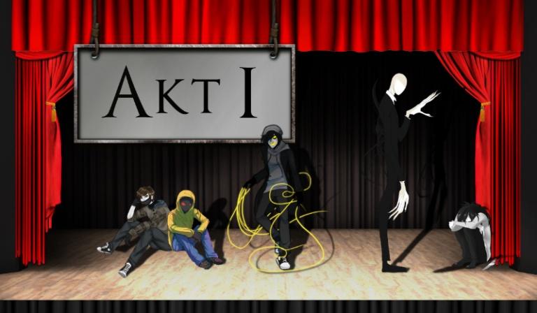 To Tylko Kolejny Dramat… AKT I