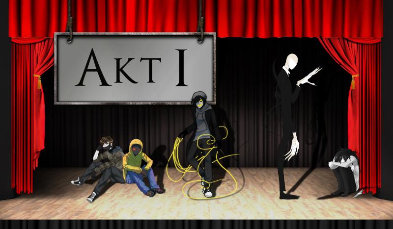 To Tylko Kolejny Dramat... AKT I