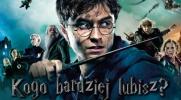 Którą postać z Harry'ego Pottera lubisz bardziej?