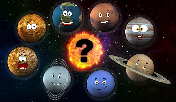 Czy zgadniemy o jakiej planecie Układu Słonecznego myślisz?