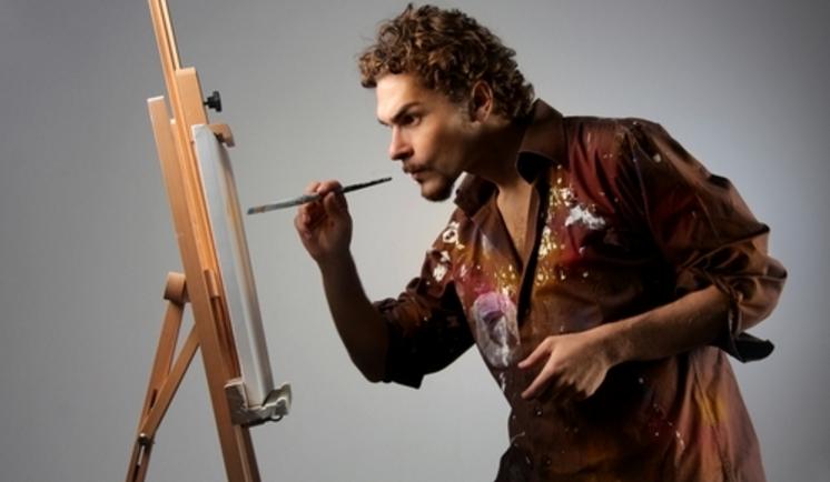Czy mógłbyś zostać malarzem?