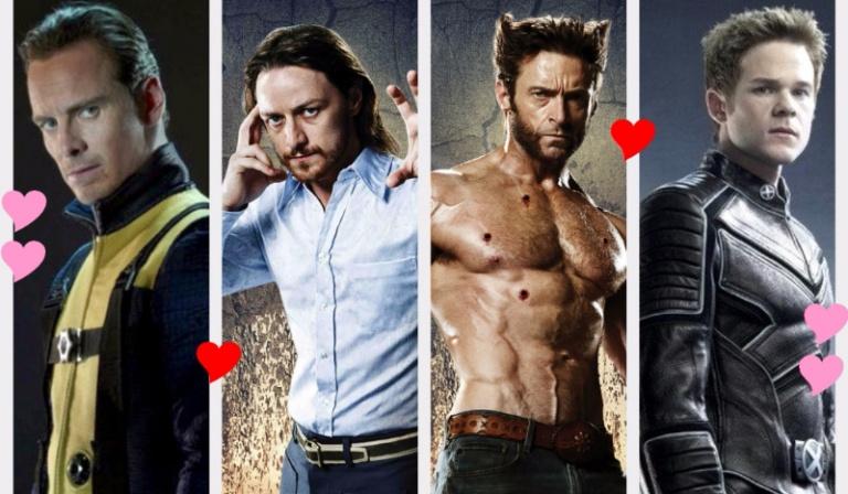 """Kto pasuje do Ciebie z filmów """"X-Men""""?"""
