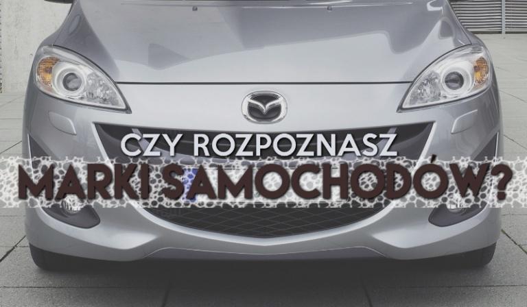 Czy uda Ci się zgadnąć, jaka to marka samochodu?
