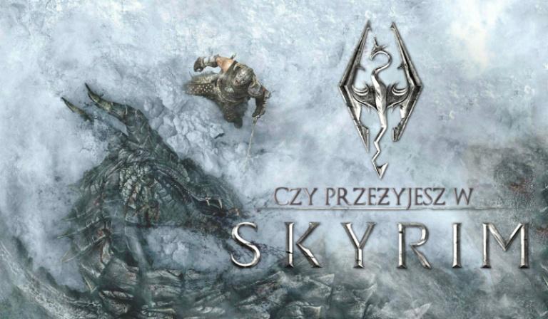 Czy przeżyjesz w Skyrim?