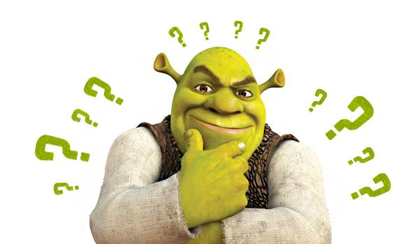 """Jak dużo wiesz o filmach z serii """"Shrek""""?"""