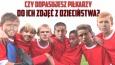 Czy potrafisz dopasować piłkarzy do ich zdjęć z dzieciństwa?