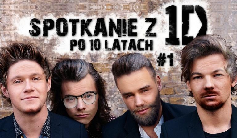 Spotkanie z One Direction po 10 latach #1