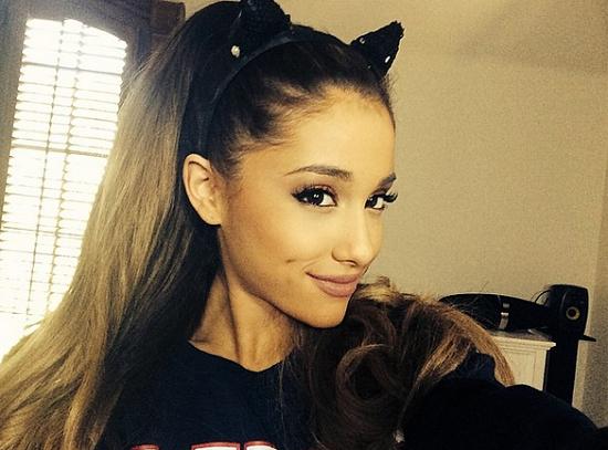 Ariana Grande Jesteś Jej Prawdziwym Fanem Samequizy