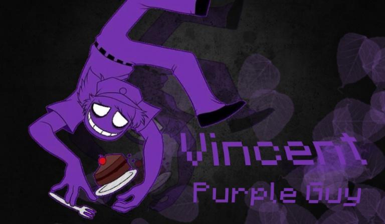 Jak potoczy się Twoja historia z Purple Guyem?
