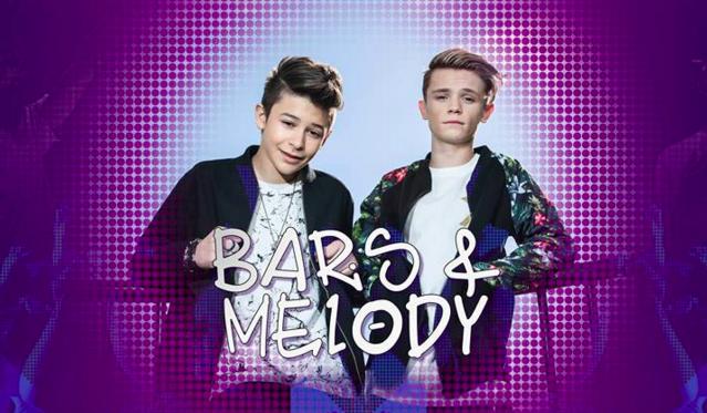 Czy znasz teksty piosenek Bars and Melody?