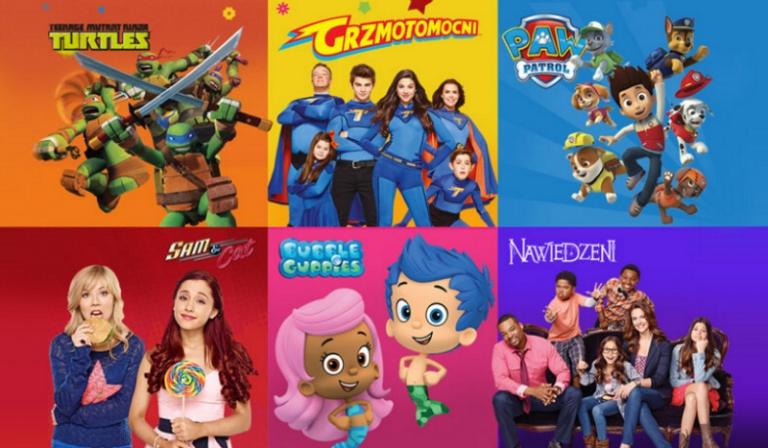 Jak dobrze znasz bajki/seriale Nickelodeon?