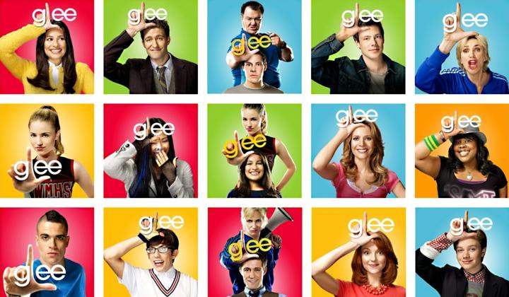 Czy rozpoznasz wszystkie postacie z serialu Glee?