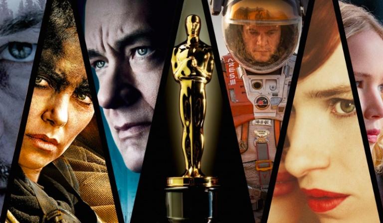 Rozdajemy Oscary!