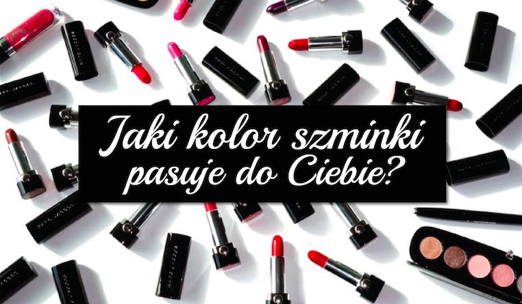 Jaki kolor szminki pasuje do Ciebie?