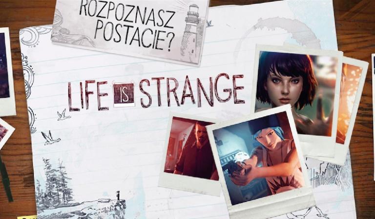 """Czy rozpoznasz postaci z """"Life Is Strange""""?"""
