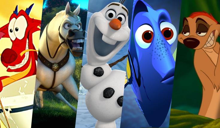Która postać z Disneya powinna zostać Twoim przyjacielem?