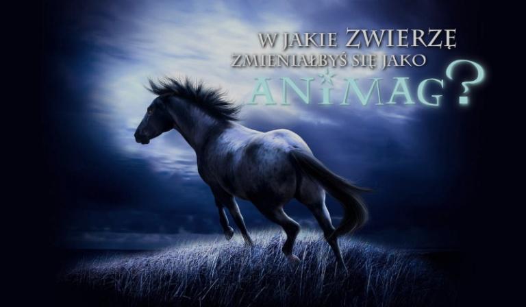 W jakie zwierzę zmieniałbyś się jako Animag?