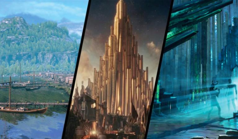 Asgard, Midgard czy Jotunheimen?