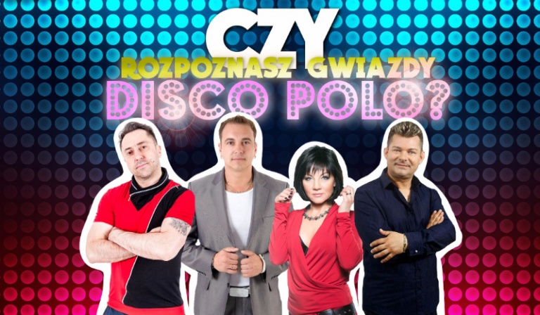 Czy rozpoznasz gwiazdy Disco Polo?