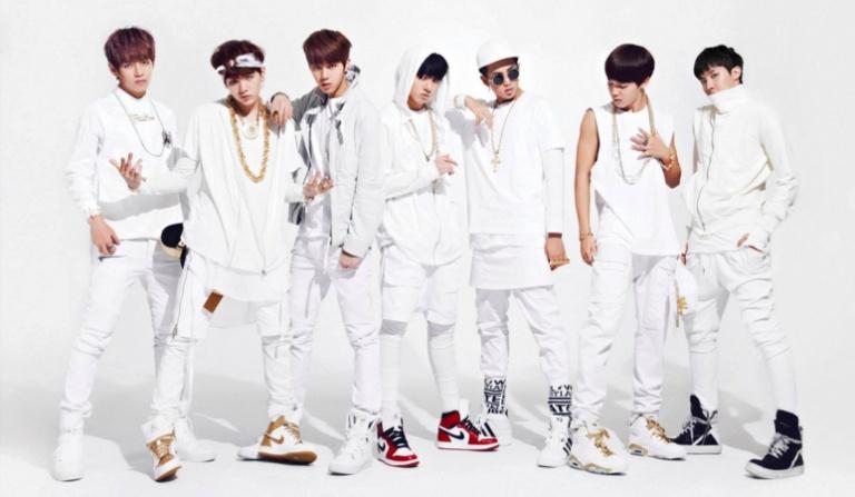 Jak dużo wiesz o koreańskim zespole Bangtan Boys?