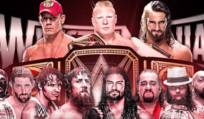 Którą gwiazdę WWE wolisz?