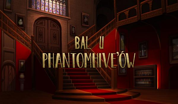 Bal u Phantomhive'ów.