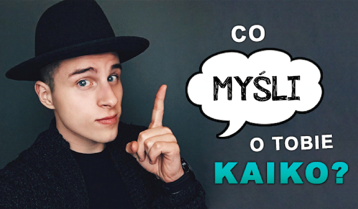 Co myśli o Tobie Kaiko? #1
