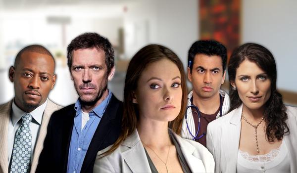 """Do której postaci z serialu """"Dr House"""" jesteś najbardziej podobny?"""