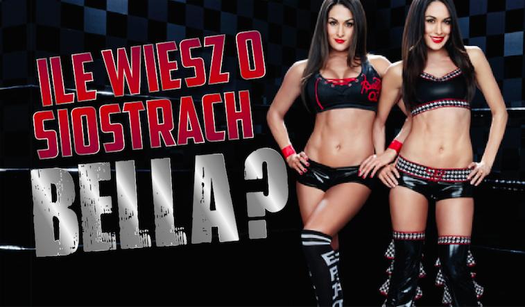 Jak dobrze znasz siostry Bella?