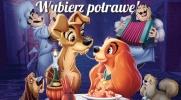 Wybierz potrawę i przekonaj się, jaki pies z Disneya do Ciebie pasuje!