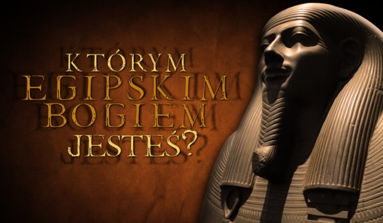 Którym egipskim bogiem jesteś?