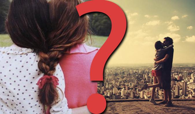 """10 pytań z serii """"Co wolisz?"""" z kategorii miłość."""