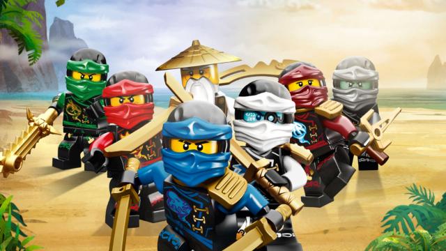 Jak Dobrze Znasz Lego Ninjago Samequizy