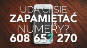 Myślisz, że masz dobrą pamięć? Przekonaj się rozwiązując ten TEST z numerami telefonów!