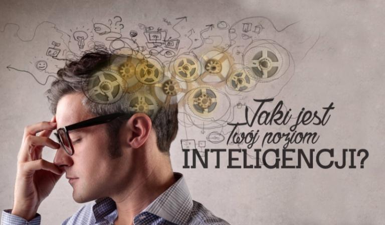 Jaki jest Twój poziom inteligencji?