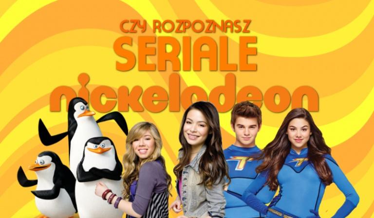Czy rozpoznasz seriale Nickelodeon?