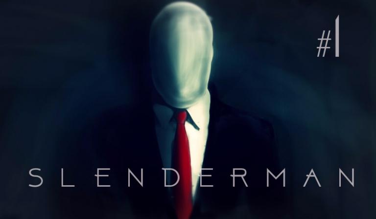 Slenderman #1