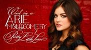 Twoja historia jako Aria Montgomery z Pretty Little Liars.