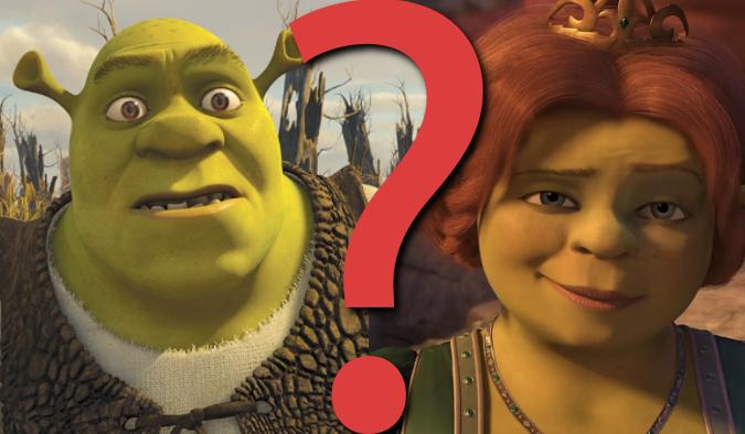 Kogo wolisz ze Shreka?